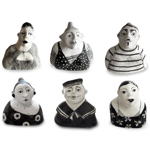 Figuren von Nadja Lerch